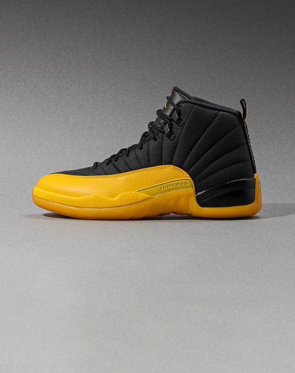 Air Jordan 12 'University Gold' Hero Picture Mobile