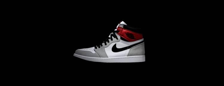Air Jordan 1 'Smoke Grey' Hero Picture