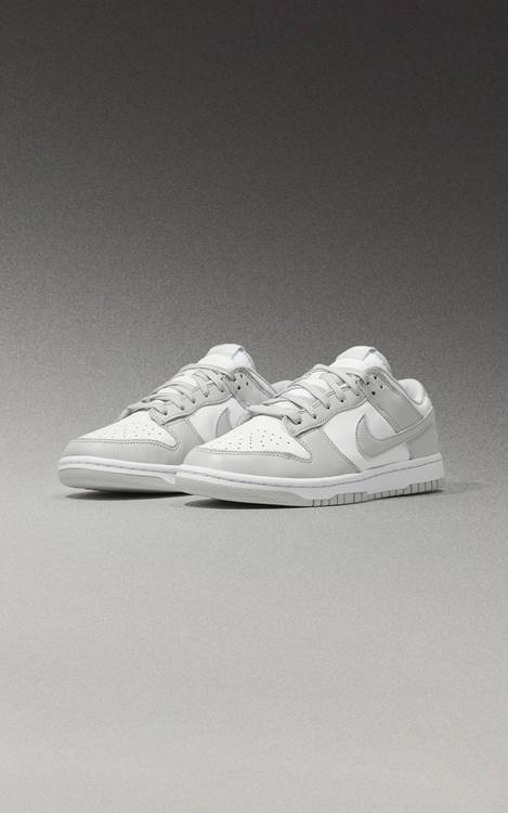 DUNK LOW 'GREY FOG' Hero Picture Mobile