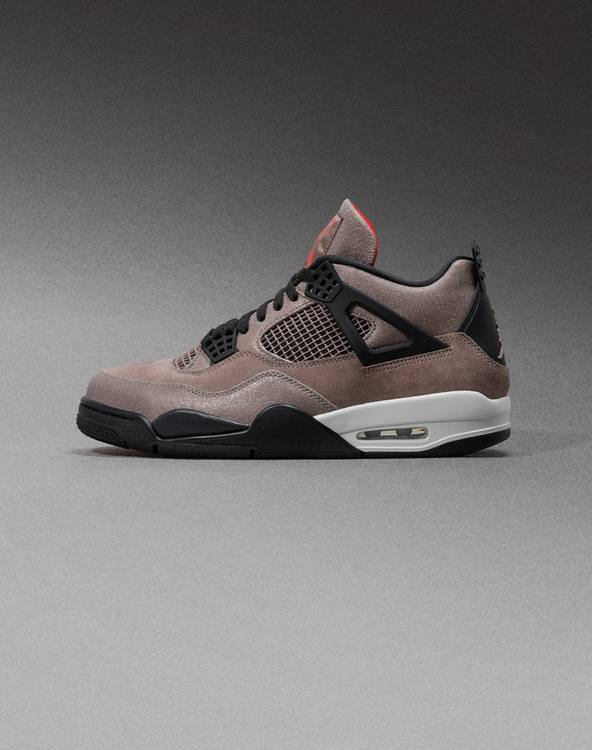 AIR JORDAN 4 RETRO 'TAUPE HAZE' Hero Picture Mobile